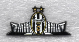 Juventus Torino Calcio Juve STADIO Ufficiale Giemme Torino Soccer Pins Spilla Italy Toro Granata - Calcio
