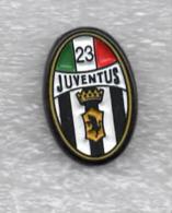 Juventus Torino Calcio 23° Scudetto Juve Ufficiale Giemme Torino Soccer Pins Spilla Italy Toro Granata - Calcio