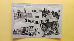 1959 - S.Benedetto Po (Mantova) - Saluti Da S.Benedetto Po - Italia