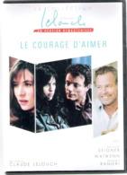 DVD Claude LELOUCH : LE COURAGE D'AIMER - Avec Mathilde Seigner .. - Komedie