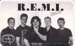 Slovenia, 100 Units, Chip, Impulz , R.E.M.I Band, Tirage 1000 - Slovenië