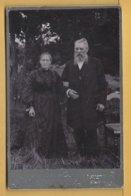 CARTE PHOTO DE OSTERODE - Couple Non Connue - Osterode