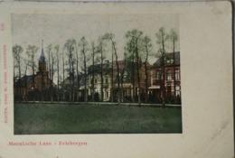 Driebergen (Utr.) Meenksche Laan Ca 1900 - Driebergen – Rijsenburg