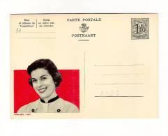 Publibel Neuve N° 1327 (Miss Publibel) - Stamped Stationery
