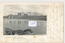 CPA -37624-Egypte - Assouan -Cataract Hotel   - Sans Frais Acheteur - Assuan