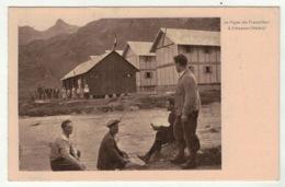 Suisse /Schweiz/Svizzera/Switzerland // Valais // Le Foyer Du Travailleur à Emosson - VS Valais