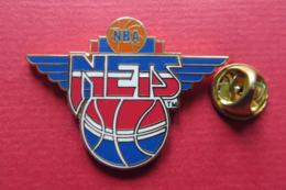 Pin's,Sport,Basketball,NBA NETS,ball - Basketball