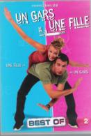 DVD:  UN GARS UNE FILLE - BEST OF - Comedy