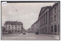 AARAU - BAHNHOFPLATZ - TRAMWAY - TB - AG Argovia