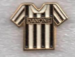 Juventus Torino Juve Calcio Maglietta Danone T-Shirt Sony Ufficiale Giemme Torino Soccer Pins Spilla Italy Toro Granata - Calcio