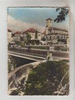 CPSM NEUFCHATEAU (Vosges) - En Passant Par....... - Neufchateau