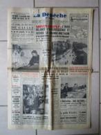 Journal La Depeche D Algérie Décembre 1961 Bagdad - Attentat - Info Alger Blida Tizi Ouzou Medea Orléansville Sétif - Newspapers