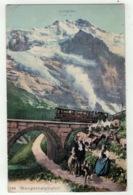 Suisse /Schweiz/Svizzera/Switzerland // Berne // Wengernalbahn (petit Pli D'angle) - BE Berne