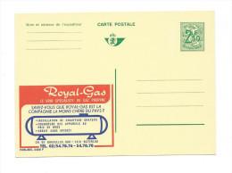 Publibel Neuve N°  2466 ( Royal-Gas,  Gaz Propane) - Stamped Stationery