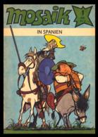Mosaik [Comic]: 'In Spanien - Heft 01/1981' - Abrafaxe