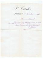 P . CASTEX à ASTAFFORT (LOT Et GARONNE) 1898 - 1900 – 1949