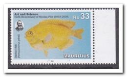 Mauritius 2018, Postfris MNH, Photo, Fish - Mauritius (1968-...)