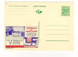 Publibel Neuve N° 2474 (centrale Du Sanitaire  Gosselies) - Stamped Stationery