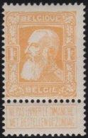 Belgie    .    OBP   .     79 (2 Scans)   .     **  .    Postfris ZONDER  Charnier    .  / .  Neuf SANS  Charniere - 1905 Grove Baard