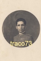 REGIO ESERCITO  /  Giovane Militare  In Posa  _  Foto Formato Cm. 5,5 X 8 - Guerra, Militari
