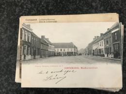 CORTEMARCK Handzaemestraat  ( Kortemark ) - Uitgever Vervaeke - Gelopen 1902 - Kortemark