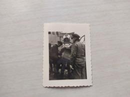 2WK Foto Wehrmacht UNTERSEEBOOT UBOOT U 42 Taucher KRIEGSMARINE - 1939-45