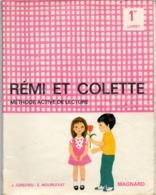 Méthode De Lecture  Rémi Et Colette 1er Livret - 6-12 Jaar