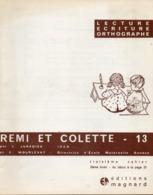 Méthode De Lecture  Rémi Et Colette Cahier 2ème Livret - 6-12 Jaar