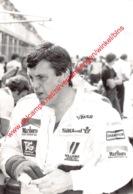 Alan Jones Wiliams-Ford Monza 1981 - Original Press Photo - Format 15x22cm - Automobile - F1