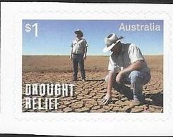 AUSTRALIA, 2019, MNH, DROUGHT PROTECTION, 1v S/A Ex. BOOKLET - Protezione Dell'Ambiente & Clima