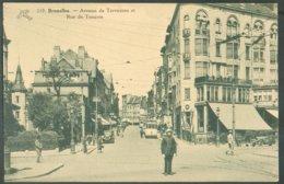 ETTERBEEK C.P. Avenue De Tervueren Et Rue Des Tongres + TRAM  - 14570 - Etterbeek