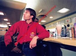 Heinz-Harald Frentzen Williams Canada 1998 - Original Press Photo - Format 24x17,5cm - Automobile - F1
