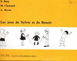 Les Jeux De Sylvie Et De Benoît - Boeken, Tijdschriften, Stripverhalen