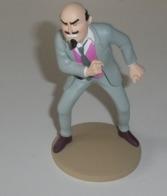 Figurine Tintin N°12 : Le Docteur Müller Incendiaire - Tintin