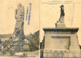 08 - Sedan Floing - Les Braves Gens Monument - Lot De 2 Cartes - Sedan