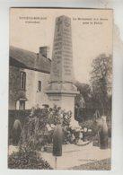 CPSM VAL D'ARRY (Calvados) - NOYERS BOCAGE : Le Monument Aux Morts Pour La Patrie - France
