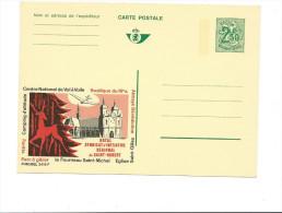 Publibel Neuve N° 2418 ( Saint-Hubert, Parc à Gibier; Vol à Voile; Fourneau St-Michel, Camping) - Stamped Stationery
