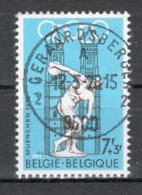 BELGIE: COB 1590 Zeer Mooi Gestempeld. - Belgio