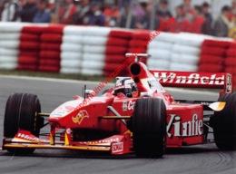 Heinz-Harald Frentzen Canada 1998 Williams - Original Press Photo - Format 24x17,5cm - Automobile - F1