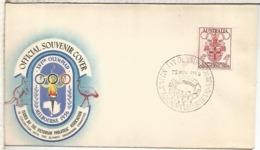 AUSTRALIA JUEGOS OLIMPICOS DE MELBOURNE 1956  MAT 22-11 MAIN STADIUM - Summer 1956: Melbourne