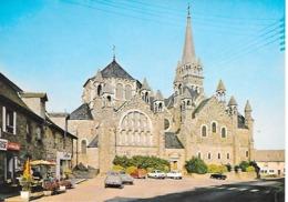 TINTENIAC - ( 35 ) - L'eglise  (C.P.M.-,Gd-Ft ) - France