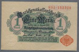 Pick 51 Ro 51c DEU-58   1 Mark 1914 UNC ! - Altri