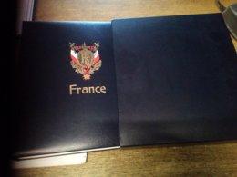 Album DAVO FRANCE 1983 à 2000 Avec Pochettes Sous étui - Albums & Reliures