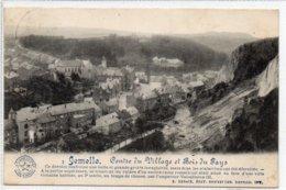 Jemelle  Centre Du Village Et Bois Du Pays - Rochefort