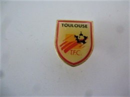 PINS FOOTBALL TFC TOULOUSE BLASON  / 33NAT - Calcio