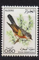ALGERIEN ALGERIA [1977] MiNr 0705 ( **/mnh ) Vögel - Algerien (1962-...)