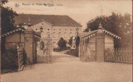 Melle Institut Asile Caritas Gesticht Maison De Melle Lez-Gand Entree (In Goede Staat) - Melle