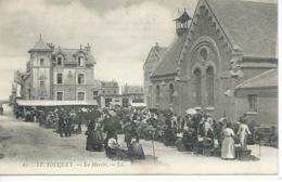 Le Touquet - Paris Plage - Le Marché - Le Touquet