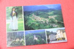 Bolzano O Trento Altipiano Di Piné Costume Trachten NV - Italia