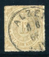 North German Confederation SC# 11  Used 1868 - North German Conf.
